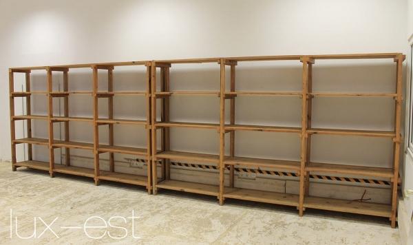 regal potsdam industriedesign vintage regal lux est. Black Bedroom Furniture Sets. Home Design Ideas